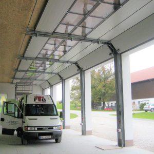 Tortech Service Torverkauf Mondsee Firmenauto 2
